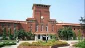 Apply for the post of professor at Delhi University