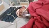 Ceiling fan falls on Class 7 boy's head in Delhi school, AAP and BJP play blame game