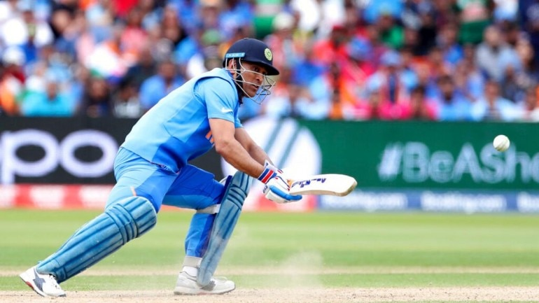 MS Dhoni has taken a lot of flak for his poor strike rate in this World Cup (AP Photo)