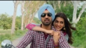 Arjun Patiala new song out. Diljit Dosanjh can't take his eyes off Kriti Sanon in Sachiya Mohabbatan