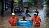 Heavy rain, floods in China force evacuation of nearly 80,000