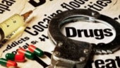 2 Afghans among 5 held with drug haul