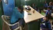 Chhattisgarh: Teacher suspended after being found drunk in classroom