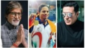 Dutee Chand wins 100m Gold in historic victory for India. Proud of you, says Bollywood