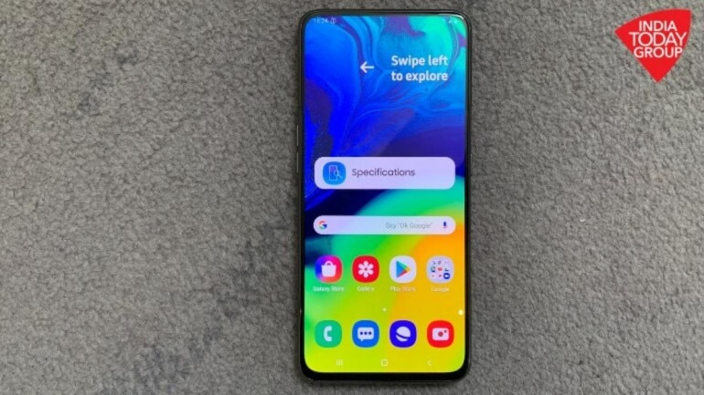 Samsung Galaxy A90 with Snapdragon 855, 45W fast charge may launch by October
