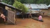 Meghalaya: West Garo Hills district gets flooded, 1.14 lakh people affected