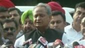 Hope Rahul Gandhi will take right decision, says Ashok Gehlot