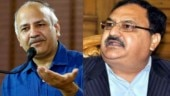 Compare govt schools run by BJP and AAP: Manish Sisodia challenges JP Nadda