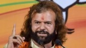 BJP MP Hans Raj Hans loses mobile phone during procession in city