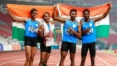 India's mixed relay silver at Asian Games 2018 set to be upgraded to gold