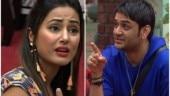 Bigg Boss buddies Hina Khan and Vikas Gupta get embroiled in a massive social media war