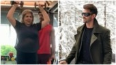 Hrithik Roshan shares gym video of super mom Pinky Roshan exercising to Super 30 song