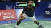 Japan Open 2019: Kidambi Srikanth ousted after 1st-round defeat to HS Prannoy