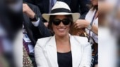 Meghan Markle breaks Wimbledon dress code to watch BFF Serena Williams play. Gets bashed
