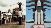 Chandrayaan-2 launched: Bullock cart to Moon, Internet documents India's previous space missions