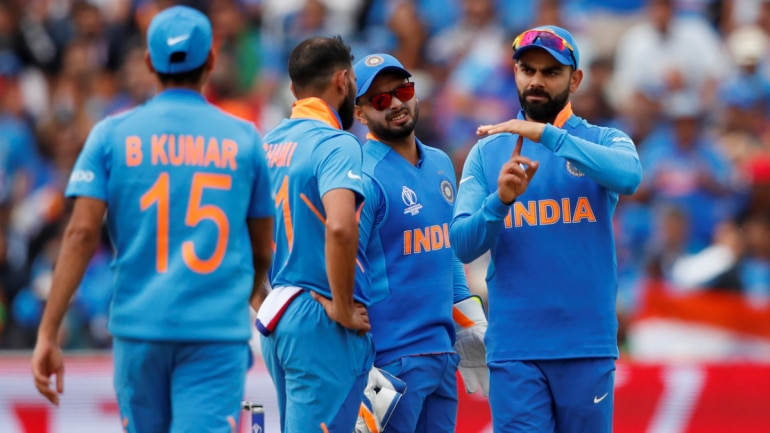 India Vs New Zealand World Cup 2019 Semi Final Live Cricket