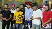 7 Punjabi men stranded in Iraq return after 8 months