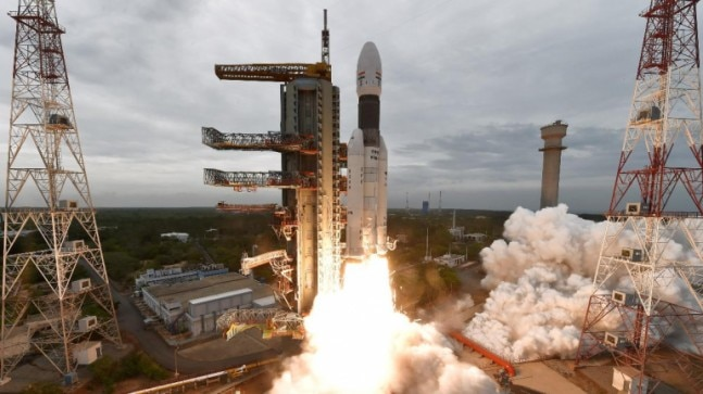 Chandrayaan-2 launches, carries a dream of placing a rover on the Moon - SCIENCE News