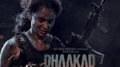 Kangana Ranaut is deadly action queen in Dhaakad first poster. All guns ablaze on Diwali 2020