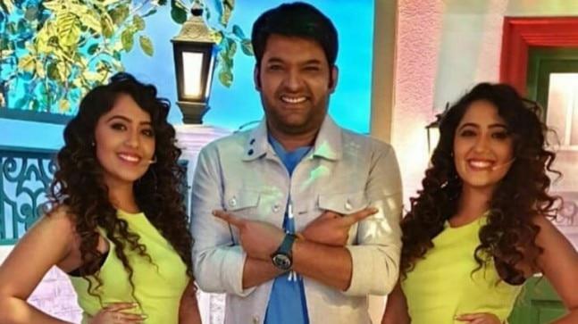 Twins Chinky-Minky enter The Kapil Sharma Show. Know all about the TikTok sensations
