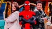 Kapil Sharma welcomes Marvel superhero Spiderman on the show. Is it Tom Holland?