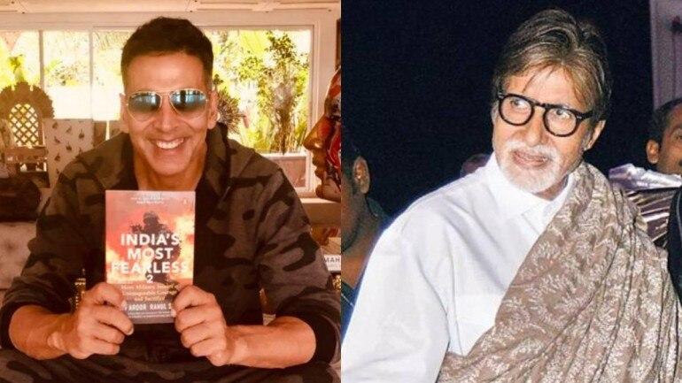 Kargil Vijay Diwas: Amitabh Bachchan, Akshay Kumar lead