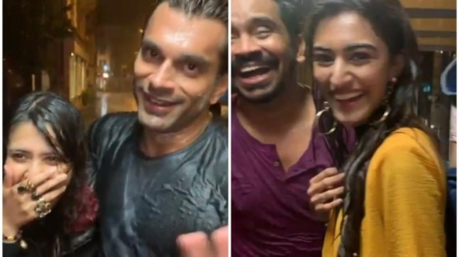 Kasautii Zindagii Kay: When Mr Bajaj's hair colour got washed off by Switzerland rain. Watch hilarious video