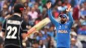 World Cup 2019 semi-final: Virat Kohli's catch to dismiss Martin Guptill leaves fans awestruck