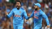Want to be consistent like Virat Kohli in Windies: Krunal Pandya