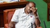 HD Kumaraswamy denies getting into hospital to avoid floor test