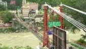 3 days after being closed for traffic, Rishikesh's iconic Laxman Jhula now shut for pedestrians