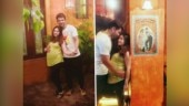 Mommy-to-be Mahhi Vij enjoys a romantic dinner date with hubby Jay Bhanushali. See adorable pic