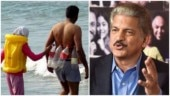 Anand Mahindra has kickass reply for people asking about plastic bottles and it involves monsoon