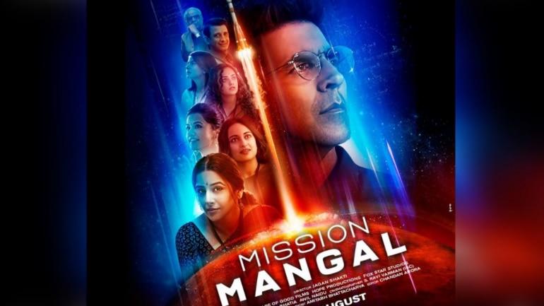 Image result for Mission mangal poster