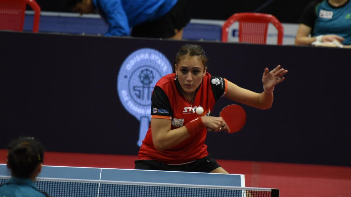 Commonwealth Table Tennis Championships India Men Womens
