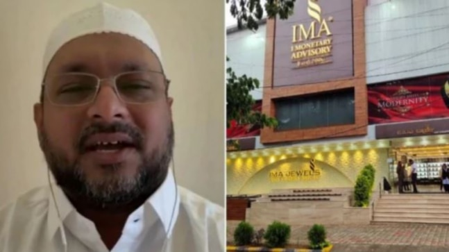 IMA ponzi scam main accused Mansoor Khan returns to India