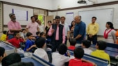 Happiness Curriculum: This Meghalaya minister turned into a student at a 'Happiness Class' in a Delhi govt school