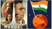 Mission Mangal gets new Twitter emoji with Indian flag flying high on Mars. Akshay Kumar is ecstatic