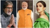 PM Narendra Modi beats Amitabh Bachchan on World's Most Admired list. Deepika Padukone earns 13th spot