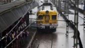 Mumbai local train status: Central line trains delayed due to heavy rains, waterlogging