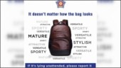 Mumbai Police's meme game is stronger than yours. This epic attractive bag is proof