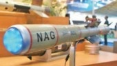Indian Army successfully carries out trials of third generation NAG missiles