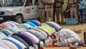 In a move to end conflict, Aligarh mufti orders namaaz on terrace, instead of roads