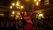 Nora Fatehi on Batla House O Saki remix: Learnt dancing with fire fans in only 3 days