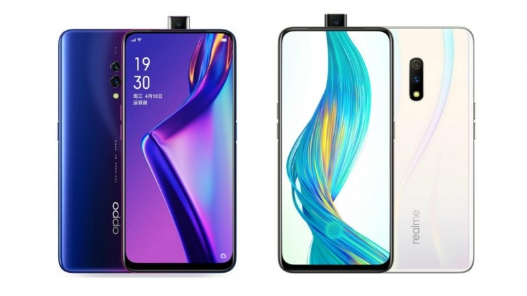 Oppo K3 vs Realme X: How are the two phones different from