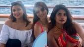 Parineeti chills with Priyanka Chopra on yacht in Miami: Best way to celebrate a birthday