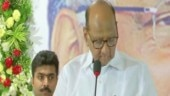 Those in power using ED to attract people into their fold: Sharad Pawar