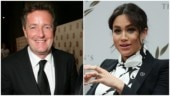 Piers Morgan slams Meghan Markle for magazine cover: Shamelessly hypocritical