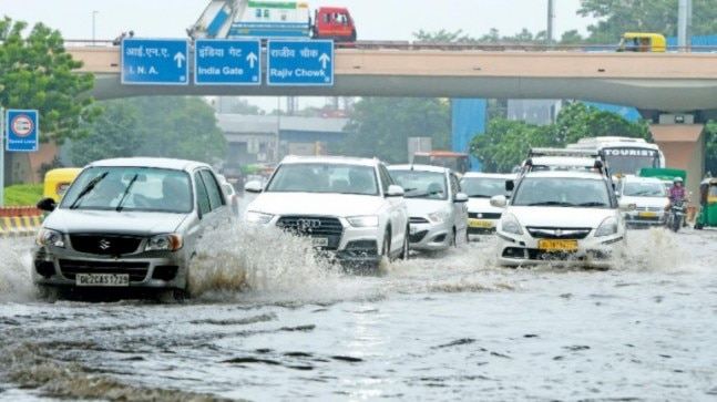 Delhi may receive light to moderate rainfall today - Mail ...