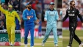 World Cup 2019 semi-finalists: Australia, India, England, New Zealand